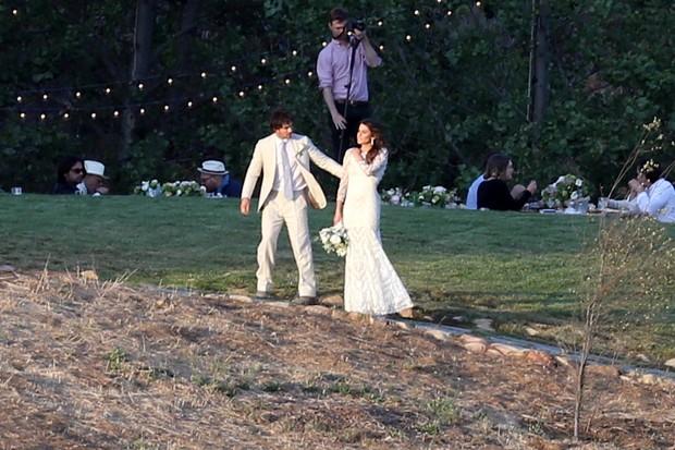 O Casamento de Ian Somerhalder e Nikki Reed ! #thevampirediaries