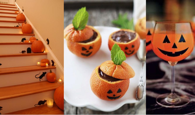Como organizar uma festa de Halloween!