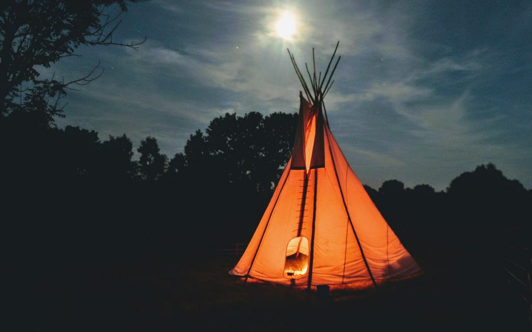 Sabedoria sagrada: o ciclo menstrual e a tenda vermelha