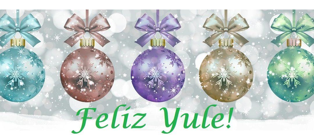 Feliz Yule, Feliz Novo-Ano e os ciclos da natureza