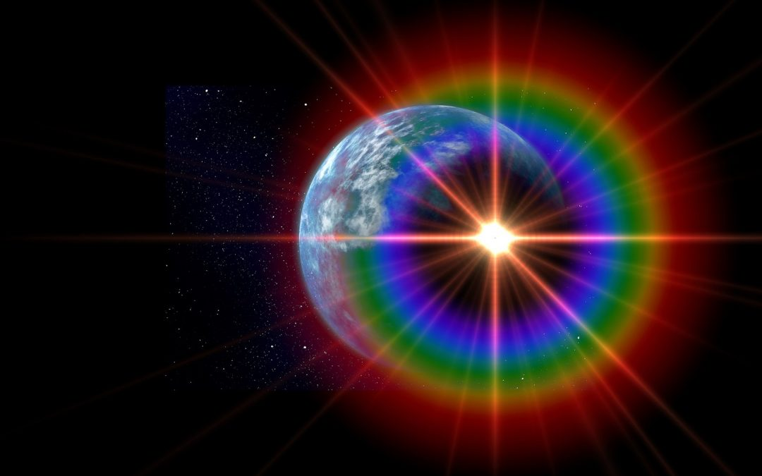 Você sabe identificar o seu Raio Cósmico?